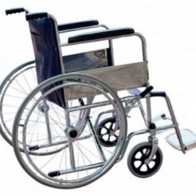 Silla de ruedas estándar rueda maciza